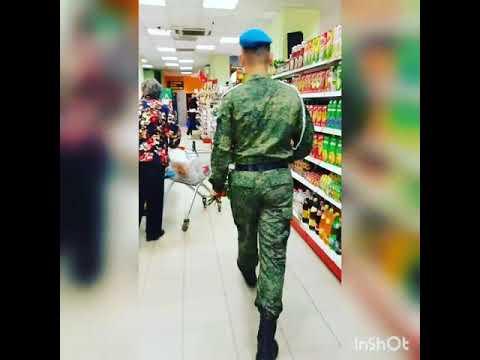 Сын пришел с Армии, сделав маме сюрприз