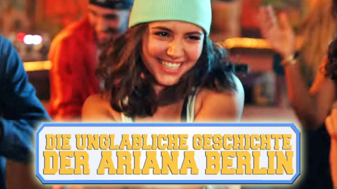 die unglaubliche geschichte der ariana berlin am 30 juli im disney channel youtube. Black Bedroom Furniture Sets. Home Design Ideas