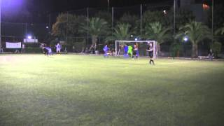 MERENGUES  -  MOS CLUB   3  -  1