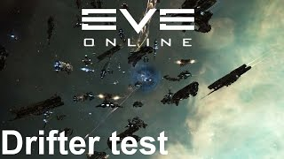 EVE Online - sisi - drifter incursion playtest