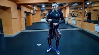 Прыжки на скакалке(Дорогие друзья всем привет.В этом видео немного поговорим о скакалке и ее значении для боксёра.Этим видео..., 2016-04-13T17:17:37.000Z)