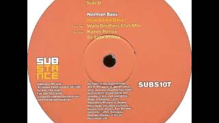 Norman Bass - How U Like Bass (Warp Brothers Club Mix)