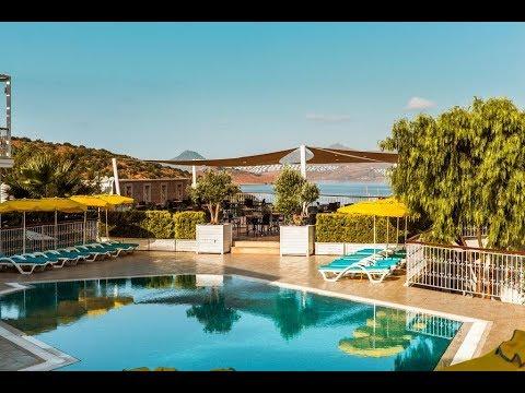Отель RIVA BODRUM 4* (Бодрум) самый честный обзор от Ht.kz