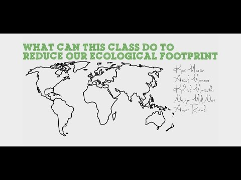 Global Health Group33 2014 Presentation (Ecological Footprint) NUI Galway