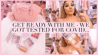 Chit Chat GRWM | Trying New Dior Makeup + Updates