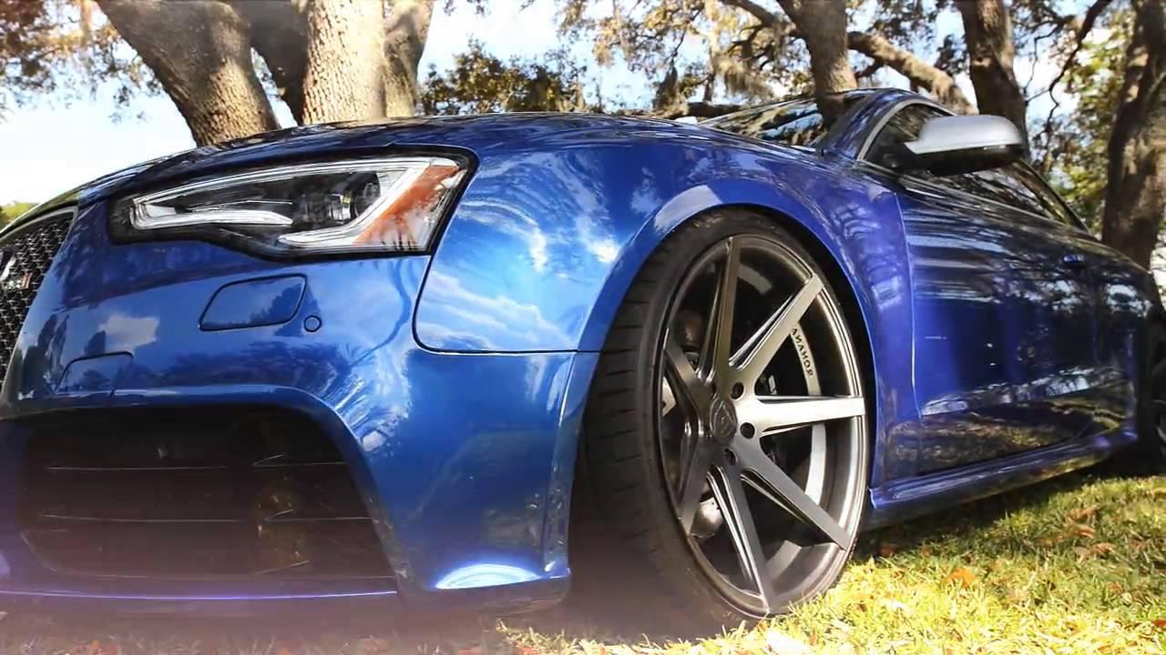 Audi Rs5 Rohana Rc7 Youtube