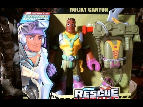 Rescue Heroes Rocky Canyon 2019
