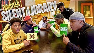 THE MOST INTENSE MTV SILENT LIBRARY REMAKE! Ft. Dub, Poudii, Deshae Frost, VonVon, Charc and Tweezy)