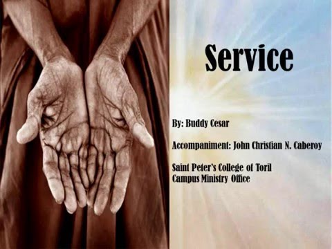 Service Hymn (We are made for service)