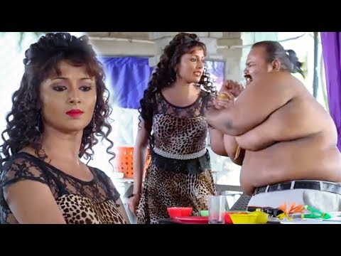 "Action Scene From Bhojpuri Movie ""JILA CHAMPARAN "" 