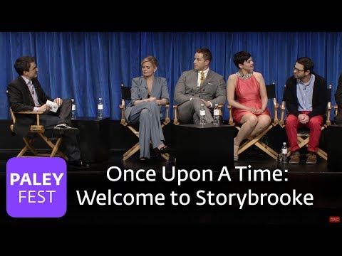 Once Upon A Time - Adam Horowitz And Edward Kitsis Discuss ...