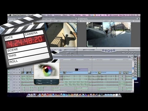 ULTIMATE Beginners Tutorial for Final Cut Pro / Express (Part 1 of 2)