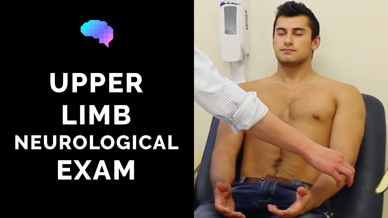 Download Upper Limb Neurological Examination - OSCE Guide (New Version)