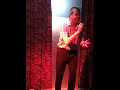 Music of the night - Dermot Manhattan karaoke show