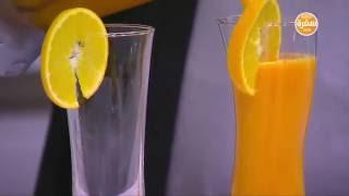 عصير برتقال و جزر  | نجلاء الشرشابي