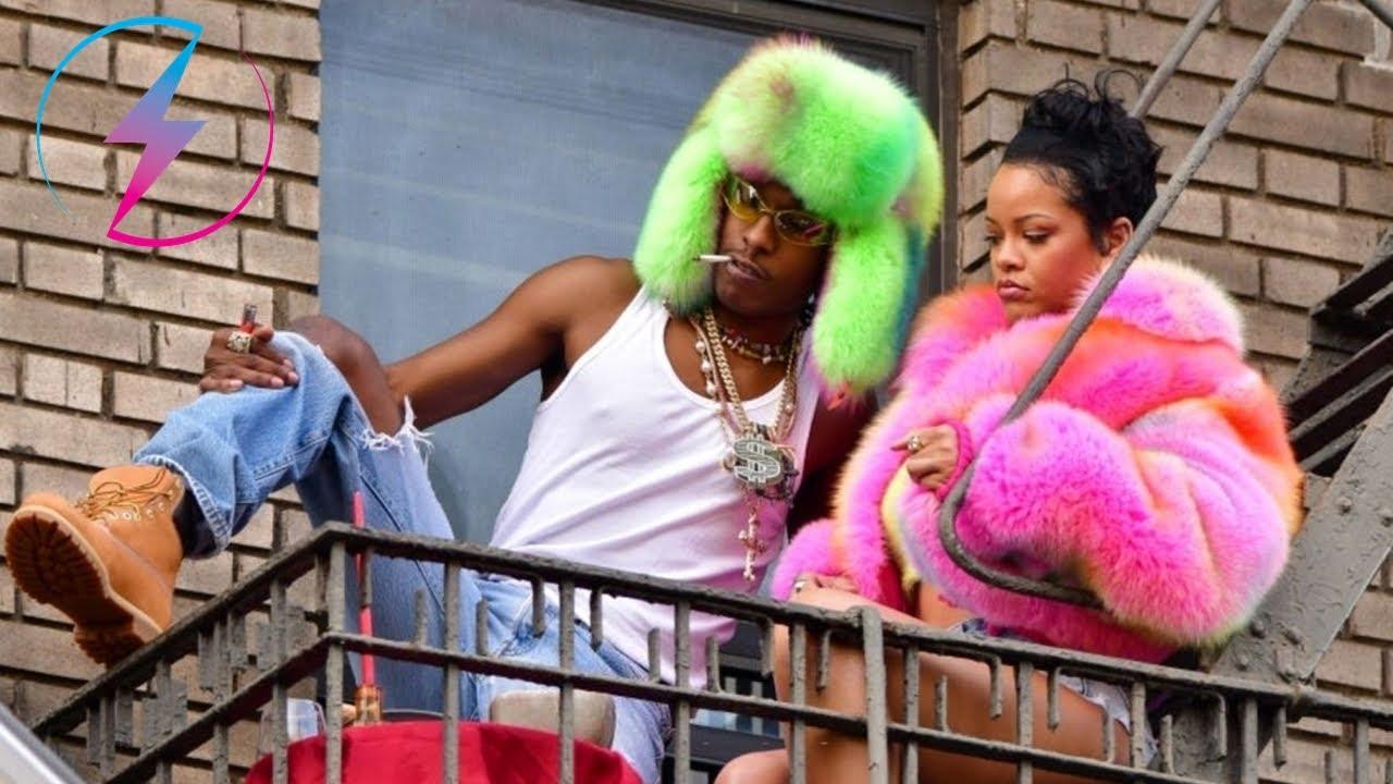 Rihanna ft. Asap Rocky single comeback R9