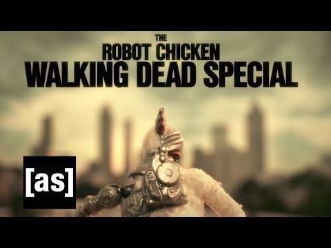 Walking Dead Special | Robot Chicken | Adult Swim