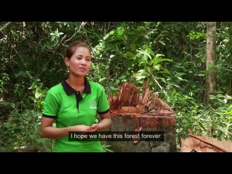 Prey Lang Community Network, Cambodia - Equator Prize 2015 Winner