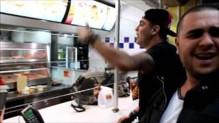 HOW TO ORDER KFC LIKE A BOSS  FT DIZASTER