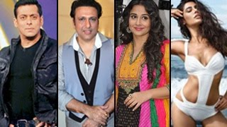 Bollywood celebs you won