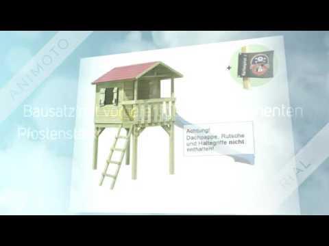 Baumhaus Selber Bauen Bausatz Empfehlung Youtube