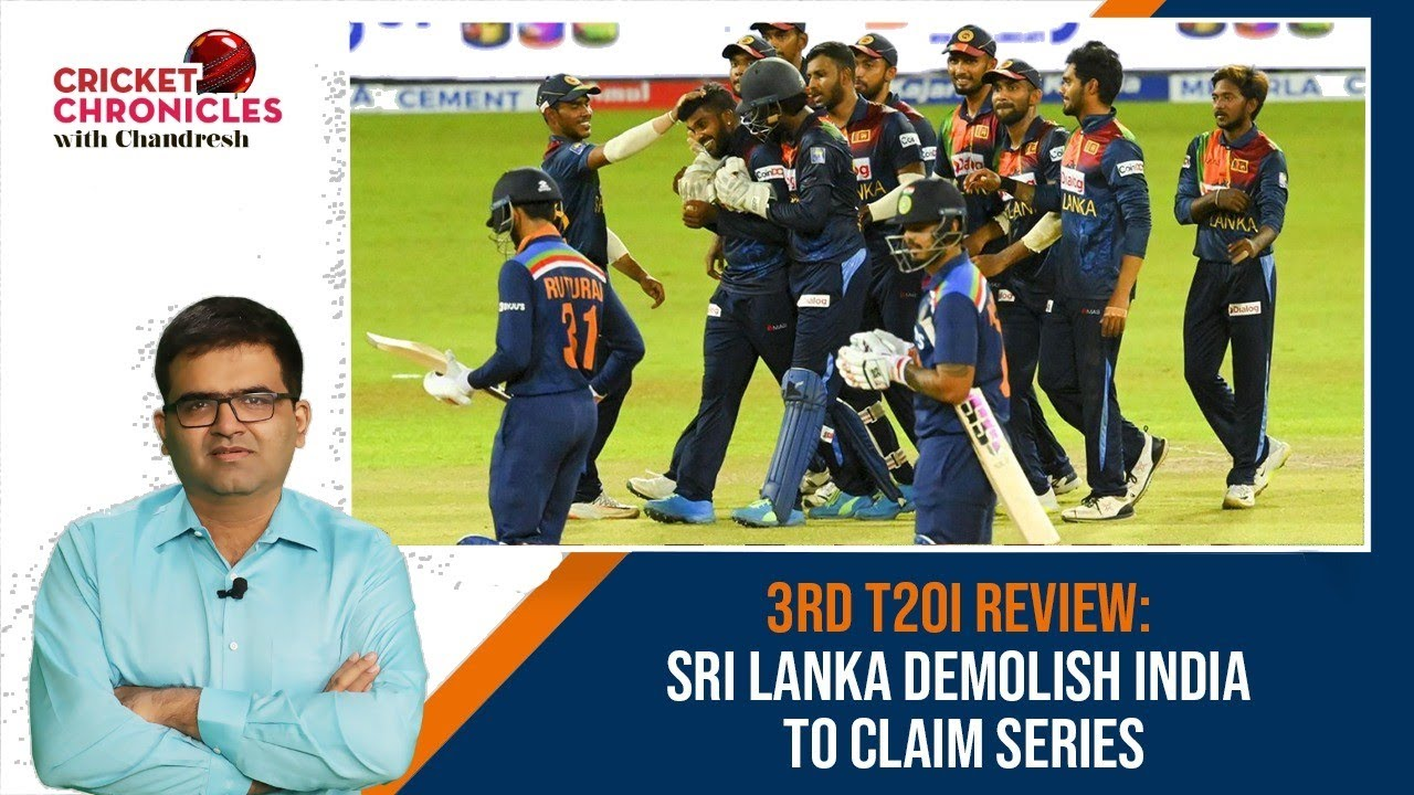 3rd T20I Review: Depleted India put up a sorry performance to lose T20I series