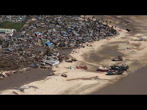 استمرار أزمة النازحين من إعصار إيداي في موزمبيق  - نشر قبل 9 ساعة