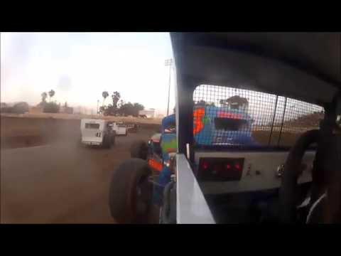 VRA Dwarf Cars Main Event 8/3/16 - Ventura County Fair 2016