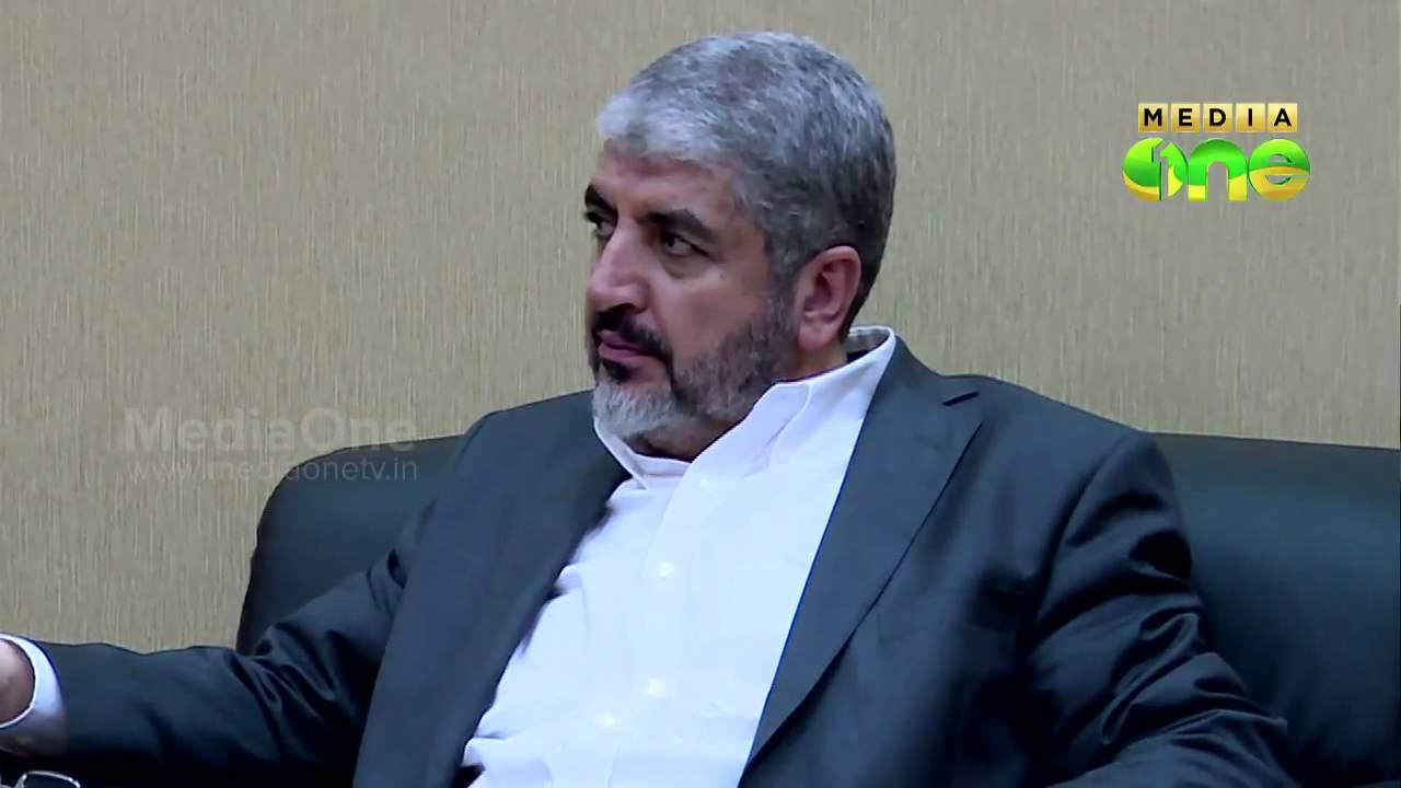 An exclusive interview with Hamas leader Khaled Meshaal ...