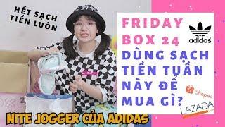 [FRIDAY BOX] Mua Đồ Cổ Trang, Đập Hộp Adidas, Mỹ Phẩm Laneige Mua Trên Mạng