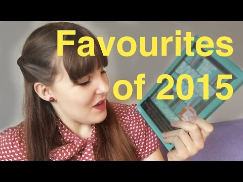 Favourites of 2015 | Non-Fiction and Short Stories