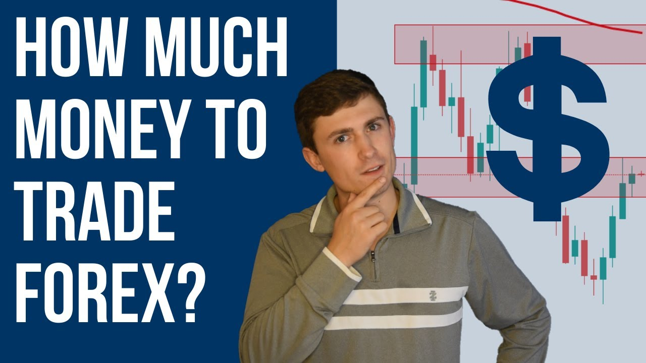 How Much Money do You Need to Start Trading Forex
