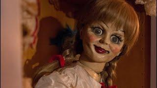 Обзор на куклу Аннабель «Проклятие Аннабель»