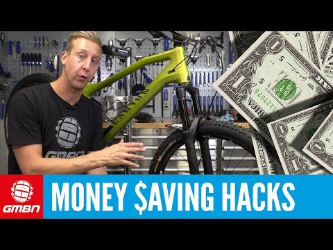 6 Money Saving Mountain Bike Hacks
