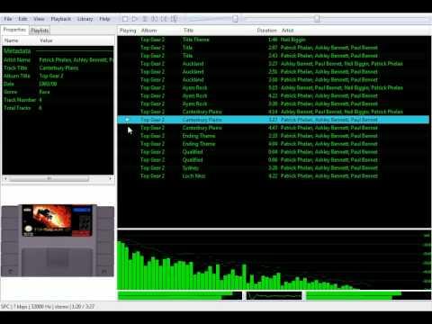 Soundtracks - Top Gear 2 (Genesis x SNES x Amiga CD32) by VELHO