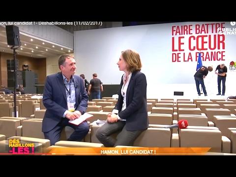 Hamon, lui candidat ! - Déshabillons-les (11/02/2017)