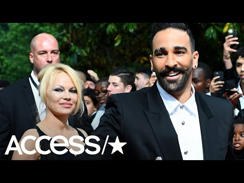 Pamela Anderson Accuses Ex-Boyfriend Adil Rami Of Cheating In Fiery Rant On Instagram! | Access
