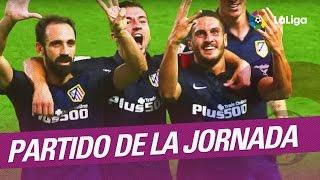 Partido de la Jornada: Sevilla FC vs Atlético de Madrid