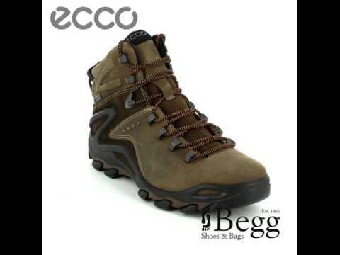 592970f488 ECCO TERRA EVO GORE-TEX 826504-58923 Brown waxy boots