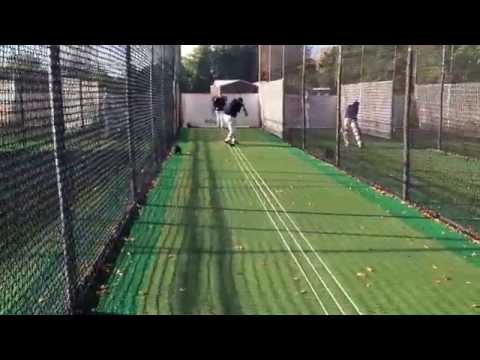 Cricket Training at Solihull School