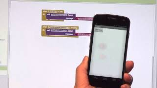 Talk To Me (part 2), MIT App Inventor Tutorial #2