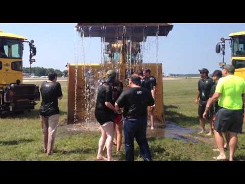 Bucket Loader - ALS Ice Bucket Challenge
