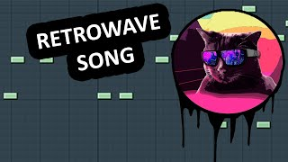 HOW TO MAKE A RETRΟWAVE SONG