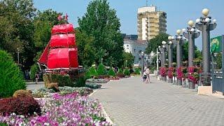 Анапа - Телепутеводитель(Анапа находится на стыке Большого Кавказа и равнинной Кубано-Приазовской низменности. Город образовался..., 2013-05-05T08:31:45.000Z)