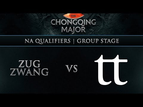 Zugzwang vs Team Team - The Chongqing Major - Game 1