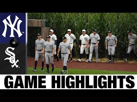 Download Yankees vs. White Sox Field of Dreams Game Highlights (8/12/21)   MLB Highlights