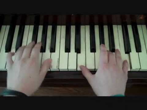 Alucard's Theme on Piano: Tutorial