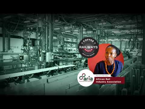 Coffee With The Editor - African Rail Industry Association