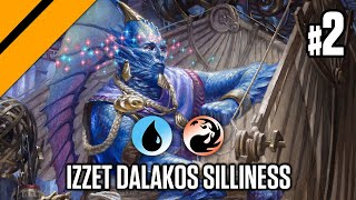 Izzet Dalakos Silliness - Bo1 Draft | Theros Beyond Death | Limited | MTG Arena