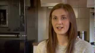 Fixers Young Mum Support Story on ITV News Tyne Tees, December 2013